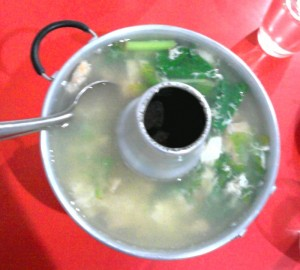Chimney Soup at Eau Chew