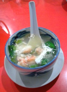 Chimney Soup at Eau Chew