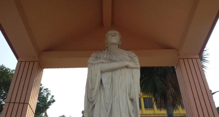 Statue of Anagarika Dharmapala