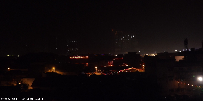Tangra decked up to celebrate Chinese New Year