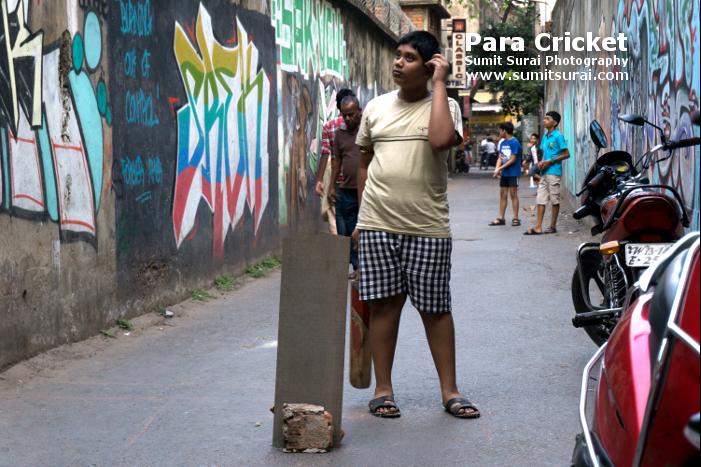 Para Cricket at Graffiti Lane