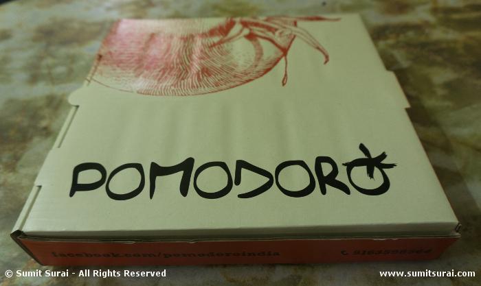 Pomodoro Pizza Kit