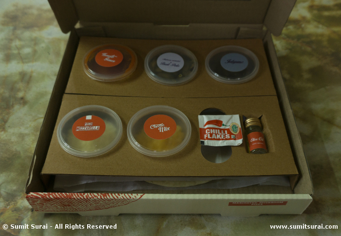 Pomodoro Pizza Kit - solid packaging
