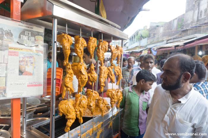 Chicken Changrezi at Taskeen