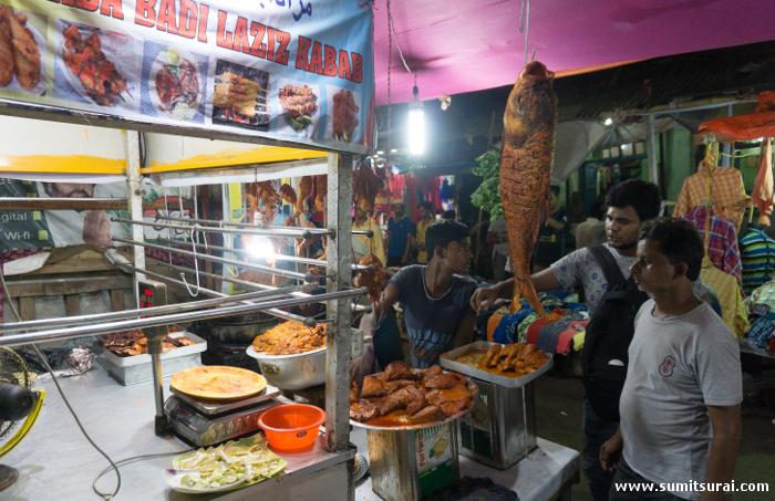 Muradabadi Laziz Kebab Stall