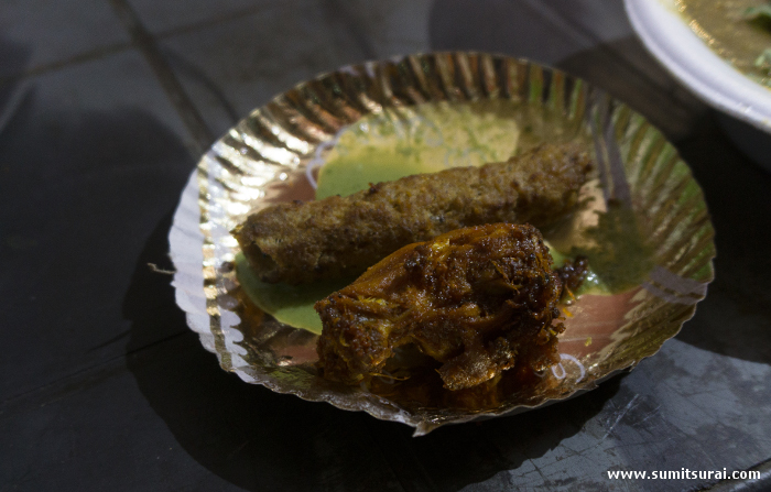 Chicken Pakora at Bihari Food Corner