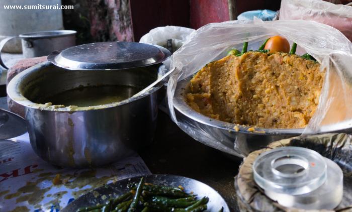 The yummy chokha
